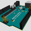 ARDUINO Simulation PCB and 3D Models Libraries for Proteus.