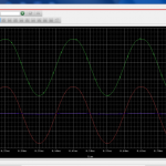 High gain output signals two stages preamplifier