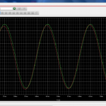 single stage common collector waveforms