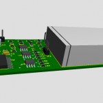 3D view of data recorder