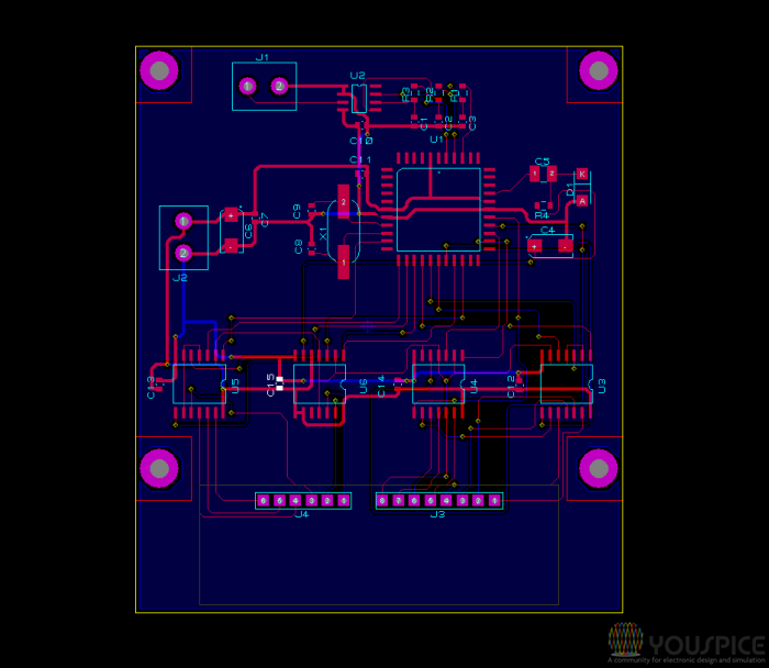 PCB thermo