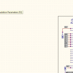 first step change simulation parameters