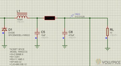 output regulated voltage