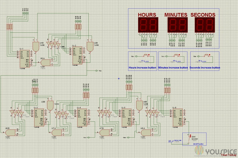 Circuit Simulator Spicebased Tinati Electronics Projects Circuits