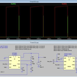 110Khz Hartley Oscillator with JFET - YouSpice