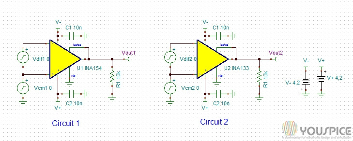 Fast LED Driver Circuit - YouSpice