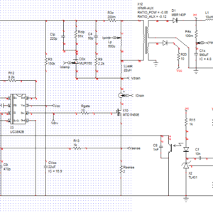 Uc3842 Flyback Converter