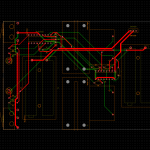 PCB of Pic Robot