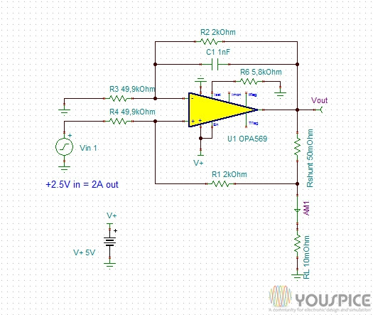 2 Ampere Anode Grounded Laser Diode Driver as Howland ...  2 Ampere Anode ...