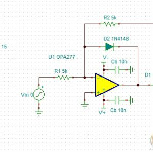 LTspice Modeling of Universal Operational Amplifier - YouSpice