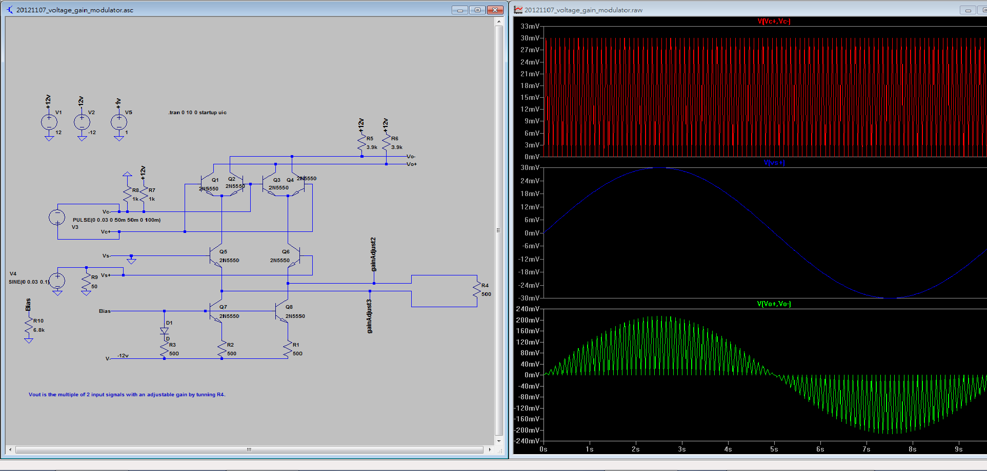 Simple Voltage Doubler Circuit Which Has The Output Voltage Is 2xvin